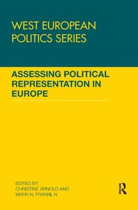 Assessing Political Representation in Europe (häftad)
