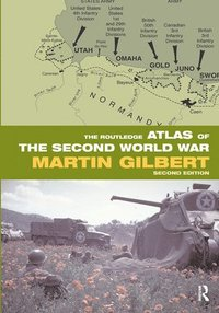 The Routledge Atlas of the Second World War (inbunden)