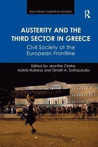 Austerity and the Third Sector in Greece (häftad)