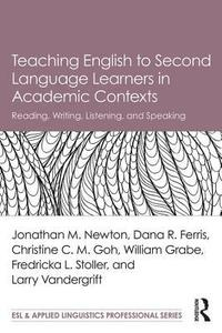 Teaching English to Second Language Learners in Academic Contexts (häftad)
