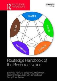 Routledge Handbook of the Resource Nexus (inbunden)