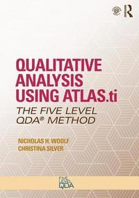 Qualitative Analysis Using ATLAS.ti (häftad)