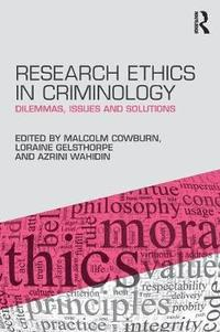 Research Ethics in Criminology (häftad)