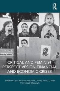 Critical and Feminist Perspectives on Financial and Economic Crises (inbunden)