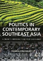 Politics in Contemporary Southeast Asia (häftad)