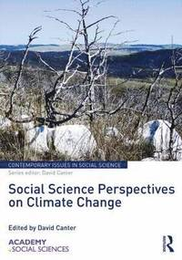 Social Science Perspectives on Climate Change (inbunden)