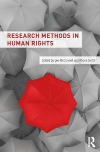 Research Methods in Human Rights (häftad)