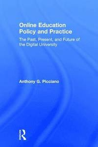 Online Education Policy and Practice (inbunden)