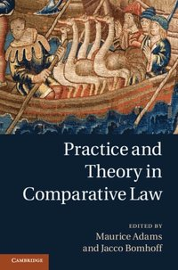 Practice and Theory in Comparative Law (e-bok)