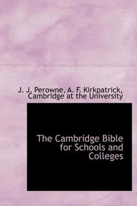The Cambridge Bible for Schools and Colleges (inbunden)