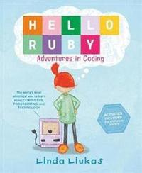 Hello Ruby Adventures In Coding (inbunden)