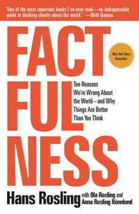 Factfulness (inbunden)
