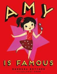 Amy is Famous (inbunden)