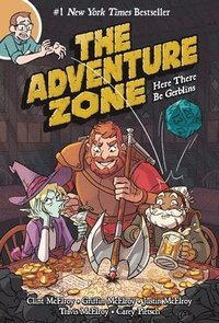 The Adventure Zone (häftad)