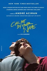 Call Me By Your Name (häftad)