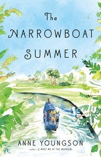 The Narrowboat Summer (inbunden)