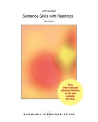 exploring writing paragraphs to essays with english brushup Exploring writing: paragraphs and essays english brushup exploring writing: sentences and paragraphs, 3rd edition john langan kindle edition.