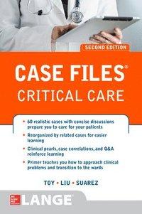 Case Files Critical Care, Second Edition av Eugene Toy (Häftad)