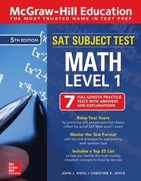 Fifth Edition McGraw-Hill Education SAT Subject Test Math Level 2