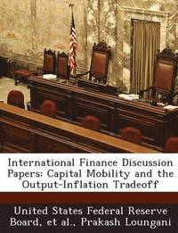International Finance Discussion Papers (häftad)