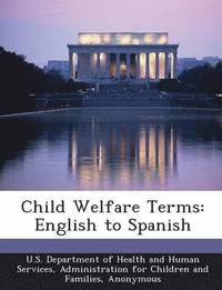 Child Welfare Terms (häftad)