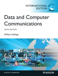 Data and Computer Communications,International Edition (e-bok)