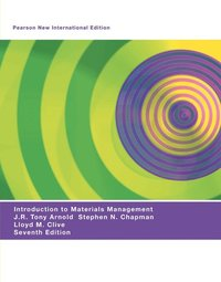 Introduction to Materials Management: Pearson New International Edition (häftad)