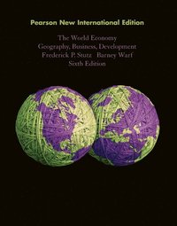 World Economy, The: Pearson New International Edition (häftad)
