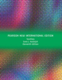 Textiles: Pearson New International Edition (häftad)