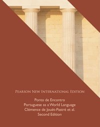 Ponto de Encontro: Pearson New International Edition (häftad)