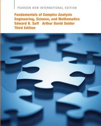 Fundamentals of Complex Analysis  with Applications to Engineering,  Science, and Mathematics: Pearson New International Edition (häftad)