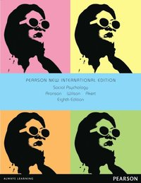 Social Psychology: Pearson New International Edition (e-bok)