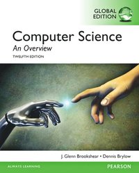 Computer Science: An Overview, Global Edition (e-bok)