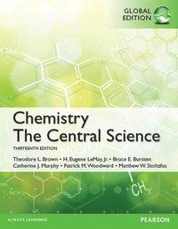 Chemistry: The Central Science, Global Edition av Theodore E Brown, H  Eugene Lemay, Bruce E Bursten, Catherine Murphy, Patrick Woodward (E-bok)