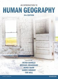 An Introduction to Human Geography 5th edn (häftad)