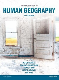 Introduction to Human Geography 5th edn (e-bok)