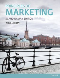 Principles of Marketing Scandinavian Edition (häftad)