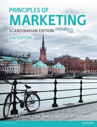 Principles of Marketing Scandinavian Edition (e-bok)