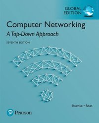 Computer Networking: A Top-Down Approach, Global Edition (e-bok)