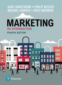 Armstrong: Marketing An Introduction_p4 (e-bok)