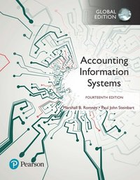 Accounting Information Systems, Global Edition (häftad)