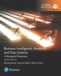 Business Intelligence: A Managerial Approach, Global Edition (e-bok)