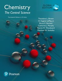 Chemistry: The Central Science in SI Units (häftad)