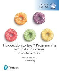 Introduction to Java Programming and Data Structures, Comprehensive Version plus Pearson MyLab Programming with Pearson eText, Global Edition