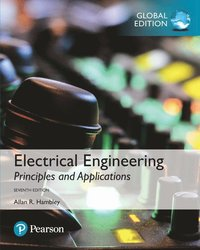 Electrical Engineering: Principles & Applications, Global Edition (häftad)