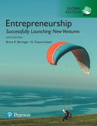 Entrepreneurship: Successfully Launching New Ventures, Global Edition (häftad)