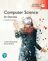 Computer Science: An Overview, Global Edition (häftad)