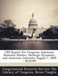 Crs Report for Congress (häftad)