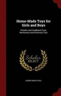 Home-Made Toys for Girls and Boys (inbunden)