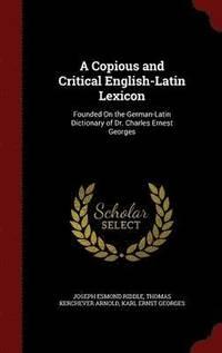 English Latin Lexicon 53